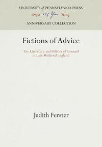 Fictions of Advice