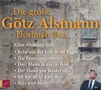 Die große Götz Alsmann Hörbuch-Box