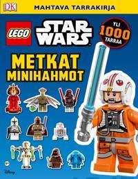 Lego Star Wars - Metkat minihahmot