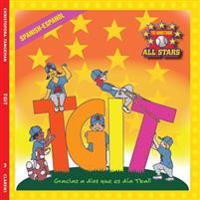 Spanish Thank Goodness It's T-Ball Day in Spanish: A Baseball Book for Kids Ages 3-7