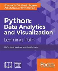 Python: Data Analytics and Visualization