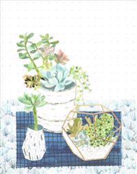 Succulents Art Prints (Ready to Frame. Set of 3 Prints.)