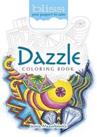 Dazzle Coloring Book