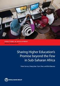 Sharing higher education's promise beyond the few in Sub-saharan Africa