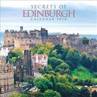 Secrets of Edinburgh 2018 Calendar