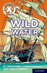 Project X Comprehension Express: Stage 2: Wild Water Pack of 15