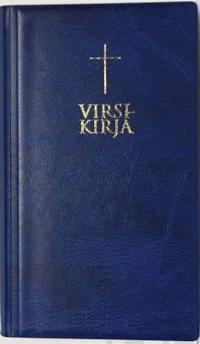 Virsikirja TA (kirkkovirsikirja, sininen)