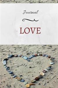 Journal: Love Beach Theme (Love Cover #3)