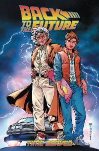 Back To The Future Time Served