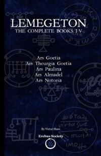 Lemegeton: The Complete Books I-V