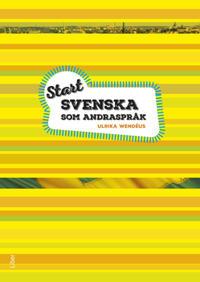 Start Svenska som andraspråk - SVA för nyanlända