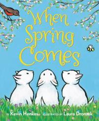When Spring Comes Board Book