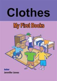 My First Book: Clothes