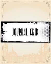 Journal Grid: Dot Grid Journal Notebook