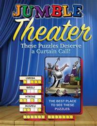 Jumble(r) Theater: These Puzzles Deserve a Curtain Call