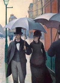 Paris Street; Rainy Day Notebook