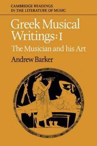 Greek Musical Writings