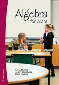 Algebra för lärare
