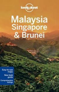 Lonely Planet Malaysia Singapore & Brunei