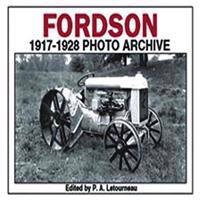 Fordson 1917 Through 1928