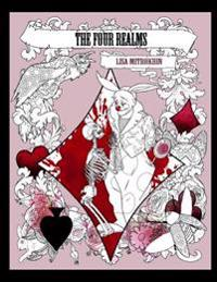 The Four Realms: A Coloring Book for Adults