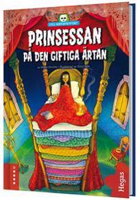 Prinsessan på den giftiga ärtan (BOK+CD)