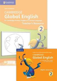 Cambridge Global English Stage 2 Teacher's Resource Book + Digital Classroom, 1 Year Access