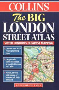 Collins Big London Street Atlas