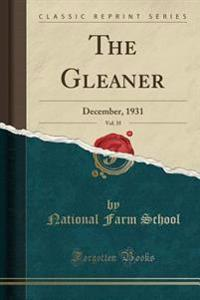 The Gleaner, Vol. 35
