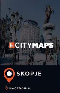 City Maps Skopje Macedonia