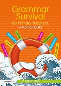 Grammar Survival for Primary Teachers