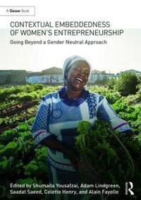 Contextual Embeddedness of Women's Entrepreneurship