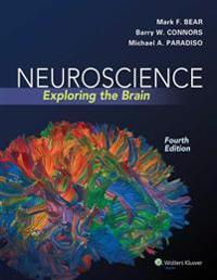 Bear's 4e Neuroscience Text Plus Prepu Package