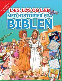 Læs, løs & lær med historier fra Biblen