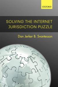 Solving the Internet Jurisdiction Puzzle