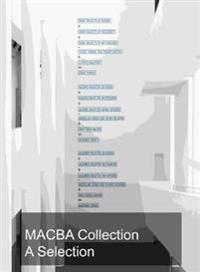 Macba collection - a selection