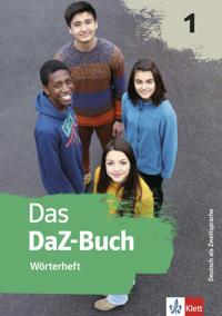 Das DaZ Buch 1. Wörterheft
