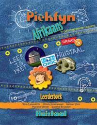 Piekfyn Afrikaans Graad 5 Leerderboek vir Huistaal