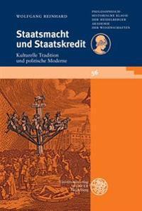 Staatsmacht Und Staatskredit: Kulturelle Tradition Und Politische Moderne