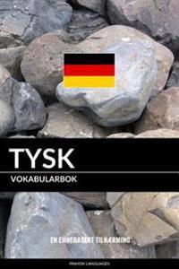 Tysk Vokabularbok: En Emnebasert Tilnaerming