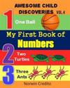 Awesome Child Discoveries: My First Book of Numbers: My First Book of Numbers