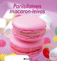 Pariisilainen macaron-leivos