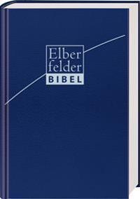 Elberfelder Bibel - Standardausgabe, ital. Kunstleder blau
