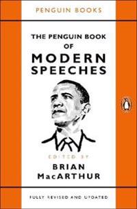 Penguin Book of Modern Speeches