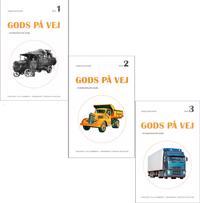 Gods på vej bd. 1-3