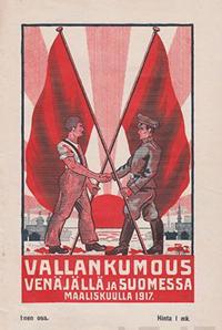 Vallankumouspäivät Venäjällä ja Suomessa v. 1917