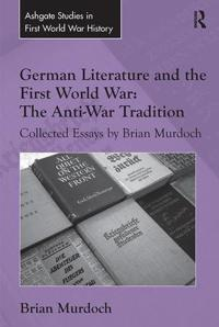 German Literature and the First World War