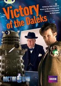 BC Blue (KS2)/4A-B Comic: Doctor Who: Victory of the Daleks
