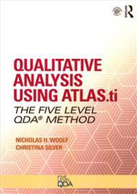 Qualitative Analysis Using ATLAS.ti, NVivo and MAXQDA