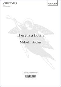 There is a flow'r